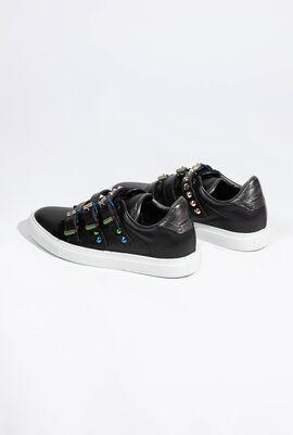 High Glitflash Sneakers