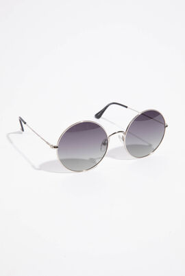 Pantos Gradient Black Sunglasses