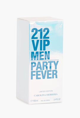 212 VIP Party Fever Limited Edition Eau De Toilette, 100ml