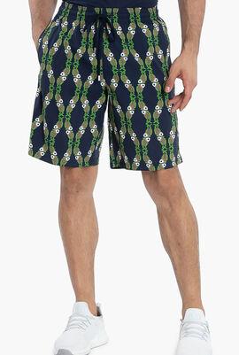 Sweet fishes Long Cut Swim Shorts