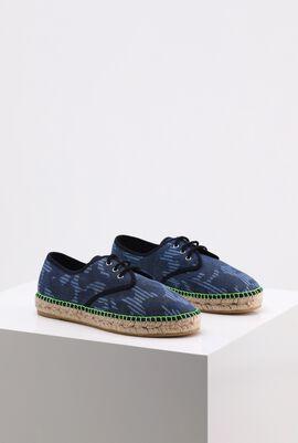 Printed Espadrille unisex Sneakers