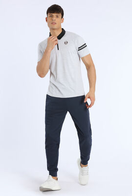 Slim Fit Polo Short