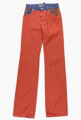 Colourblock Camilla Jeans
