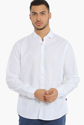 Diamond Texture Classic Fit Shirt