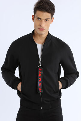 Plain Black Jacket
