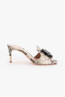 Snake Secc Sandals