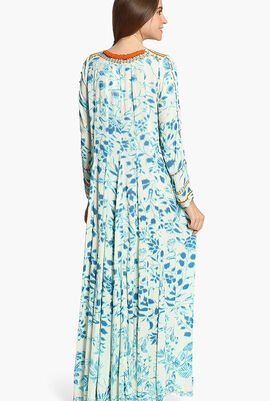 Clarion Long Dress