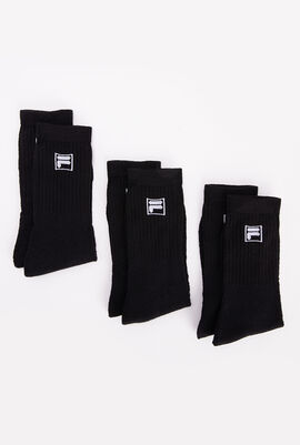 3 Pack Tennis Socks