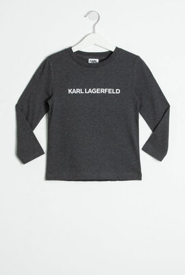 Logo Long Sleeves T-Shirt