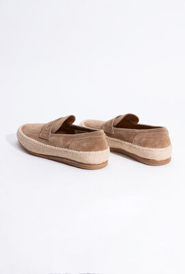 Fremont Suede Loafers