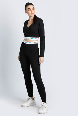 Lola Wrap Front Top
