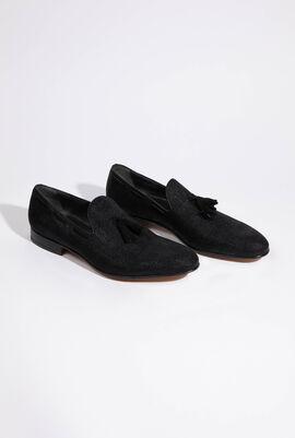 Loano Tweed Loafers