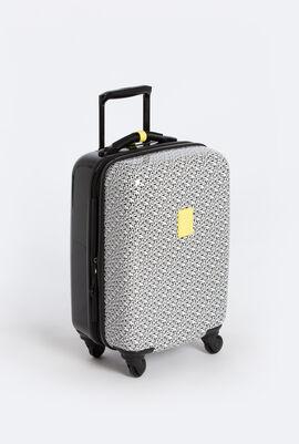 Four-Wheeled Hard Shell Suitcase
