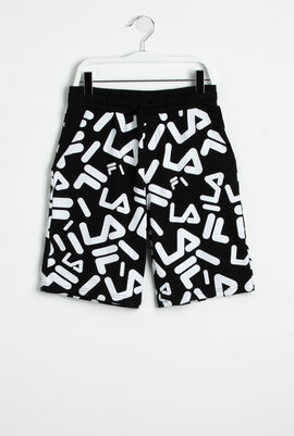 Bill All Over Print Shorts