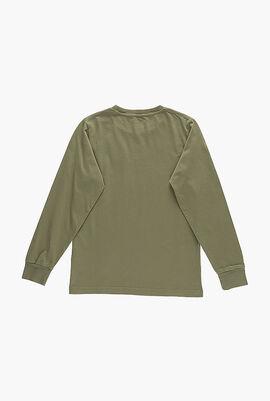 Notting Hill Logo Long Sleeve T-Shirt