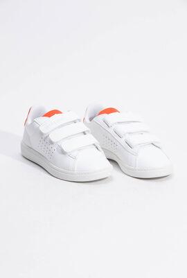 Courtset PS Sport Optical White/Orange Sneakers