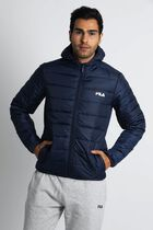 Pavo Quilted Hooded Jacket