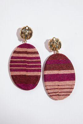The Great Oval Clip Earrings