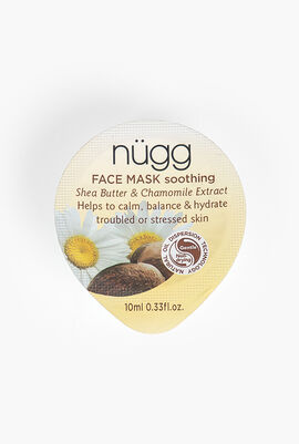 Soothing Face Mask, Shea Butter & Chamomile Extract