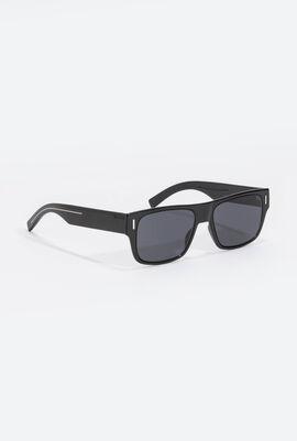 Fraction 4 Rectangle Sunglasses
