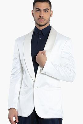 Tailored Fit Suit Jacket
