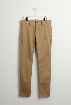 Slim Fit Chino Pants