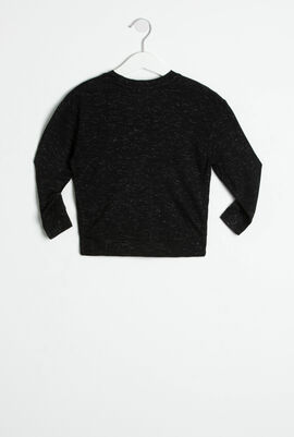 Beaded Long Sleeves T-Shirt