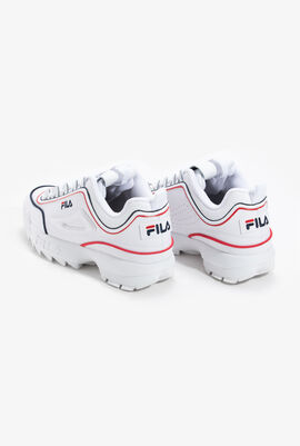 Disruptor II Contrast Piping Sneakers