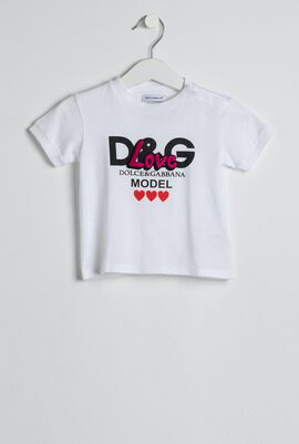 Love Embroidered T-Shirt