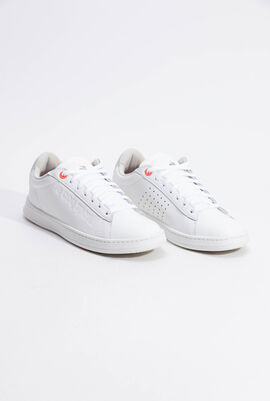 Break W Tech Optical White Sneakers