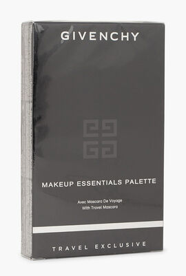 Makeup Essential Palette with Travel Mascara