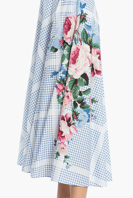 Pacca Floral Print Skirt