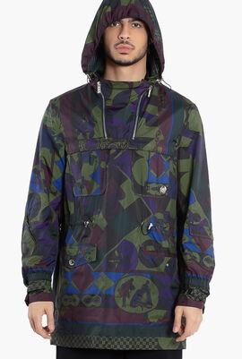 Printed Winter Jacket
