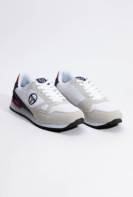 Winder NYX White/Navy Sneakers