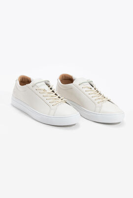 L.12.12 Leather Sneakers
