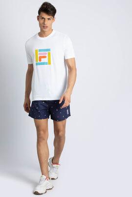 Grass Applique Logo T-Shirt