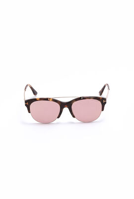 Adrenne Semi-Rimless Sunglasses