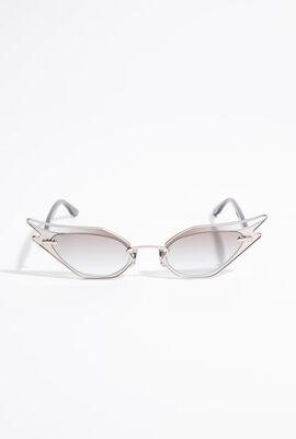 Wild At Heart Cat Eye Sunglasses