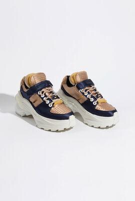Retro Fot Patform Sneakers
