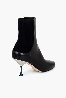 Fortuna Leather Ankle Boots