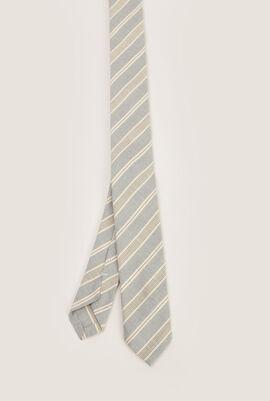 Striped Slim Tie
