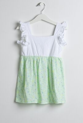White Sofia Dress