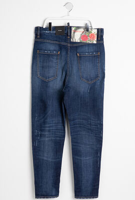 80's Style Jeans