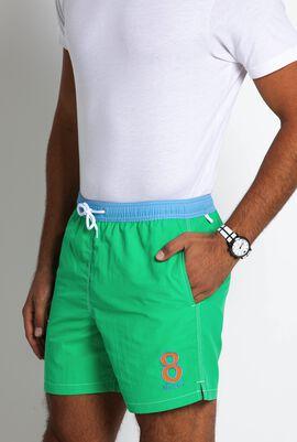 Classic Nylon Swim Shorts