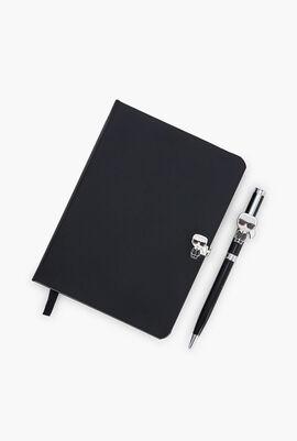 Ikonik Notebook & Pen Gift Set