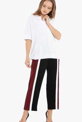 KZO Straight Pants