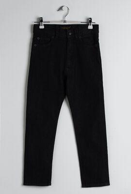 Black Ollibis Denim Jeans