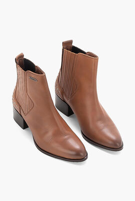 Waterloo Stretch Ankle Boots
