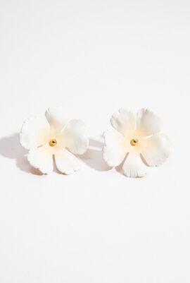 Grace Flower Stud Earrings