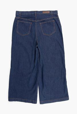 Idrofono Wide Legs Jeans